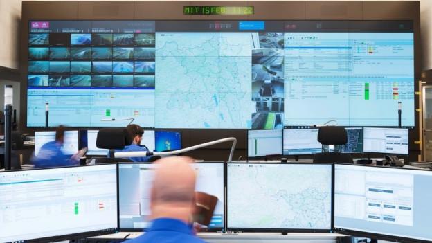 Neue gemeinsame Zentrale nimmt 160'000 Notrufe pro Jahr entgegen