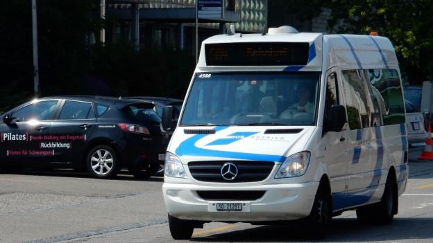 Bus 504 in Olten