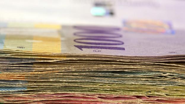 Der Kanton Solothurn machte 2016 ein kleineres Minus als budgetiert (7 Millionen Franken statt 65).