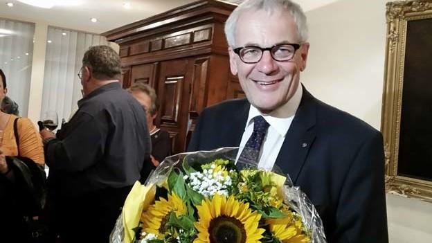 trahlender Sieger Kurt Fluri: Doch 2021 muss die FDP ohne ihr Zugpferd auskommen.