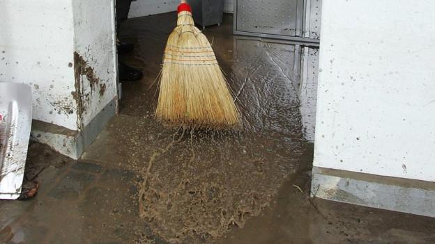 Wenn es um Oberflächenwasser geht, sind die Hausbesitzer gefordert