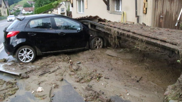 Die Unwetter Anfang Juli haben die Region Zofingen stark getroffen. Nun folgt etwas Hilfe aus Andermatt.