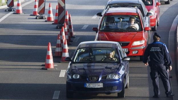 Deutschland hat genug von tricksenden Schweizer Einkaufstouristen