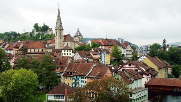 Müssen die Einwohner in Baden bald mehr Steuern zahlen?