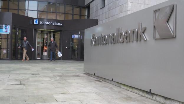 Die Aargauische Kantonalbank sieht sich auf Kurs.