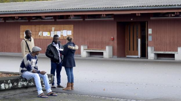 Asylunterkunft in Bremgarten