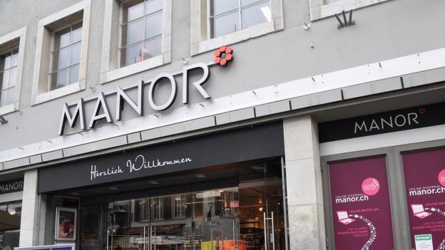 Manor Food zieht nun doch nicht in die Altstadt Solothurn. Manor Food schliesst hier gleich ganz.