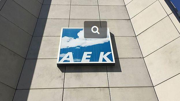 Schild AEK
