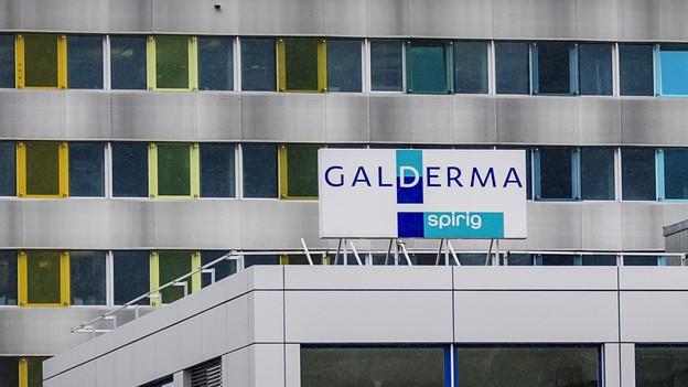 Firmengebäude der Galderma in Egerkingen