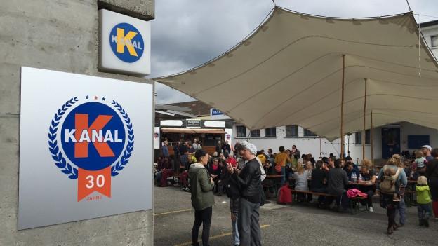 Radio-Jubiläum der besonderen Art. Der Alternativsender Kanal K wird 30 Jahre alt. In Aarau wird gefeiert.