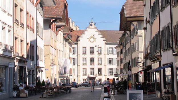 Rathaus Aarau.