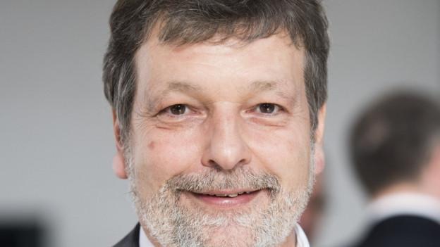 Portrait Roland Heim