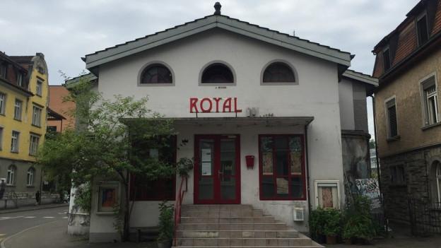 Kulturlokal Royal in Baden kann weitermachen. Das Geld für die nächsten drei Jahre ist zusammen.