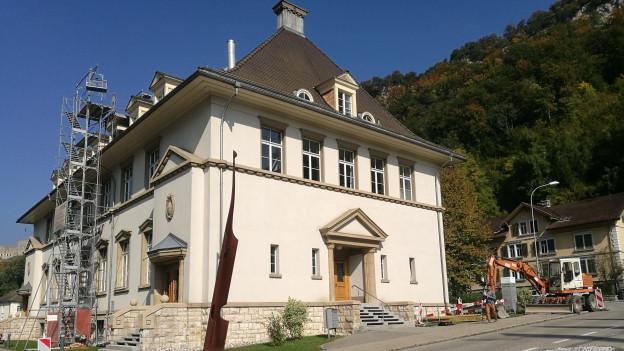 Das Amtsgericht Thal-Gäu in Balsthal verurteilte den Täter zu 14 Jahren Gefängnis.