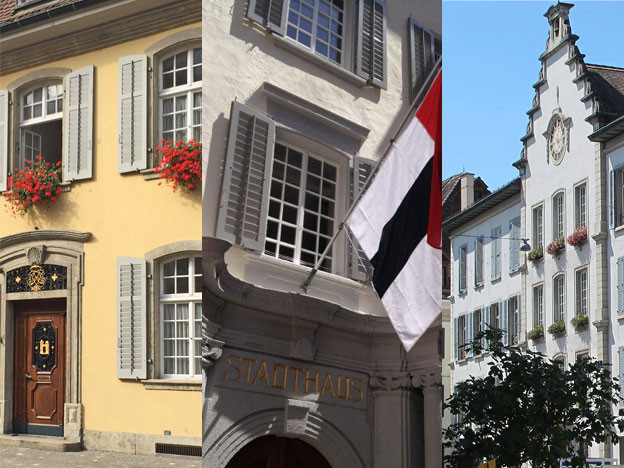In Aarau, Brugg, Baden wird am 26. November gewählt.