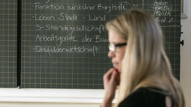Aargauer Lehrer fürchten Datenschutz – und Eltern