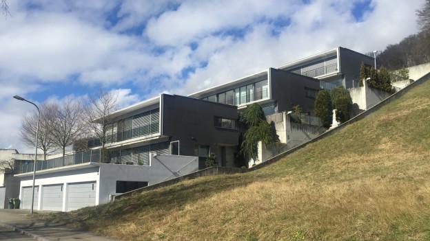 Terrassenhäuser: Pro und Contra an der Gemeindeversammlung in Ennetbaden.