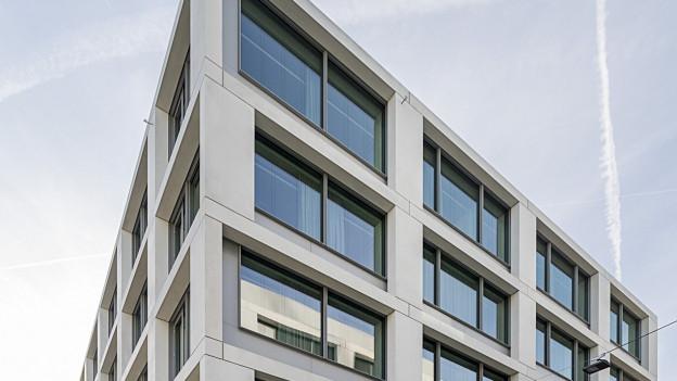 Der Pharmakonzern Roche hat in Kaiseraugst neu gebaut. Ein Bekenntnis zum Standort, sagt die Firma. .