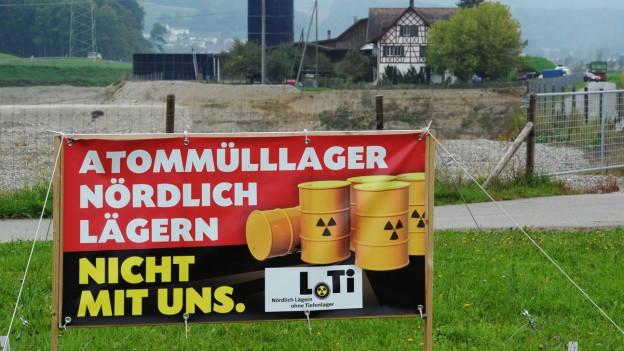 Bundesrat läutet nächste Etappe ein auf der Suche nach einem Atom-Endlager