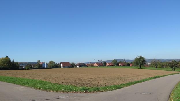 Die Leigrube in Möhlin bleibt eingezont. Hier kann die Gemeinde nun wachsen.