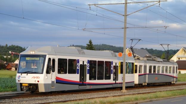 Die AAR Bus und Bahn, Inhaberin der Wynental-Bahn, macht es anders als andere. Der persönliche Kontakt sei nötig, findet das Unternehmen.