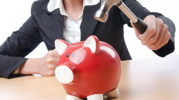 Die Aargauer Finanzen haben gelitten: Die Steuerkraft ist 2013 bis 2016 in den Gemeinden gesunken.