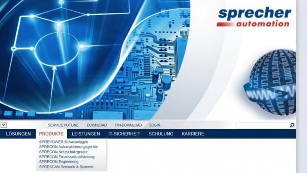 Sprecher Automation ist ein aufstrebendes österreichisches Unternehmen, das nun in die Schweiz expandiert.