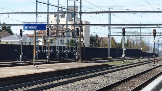 Bahnhof Wohlen