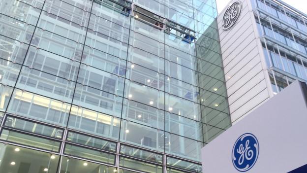 General Electric ist wichtig für den Kanton Aargau. Die Firma beschäftigt hier viele Angestellte.