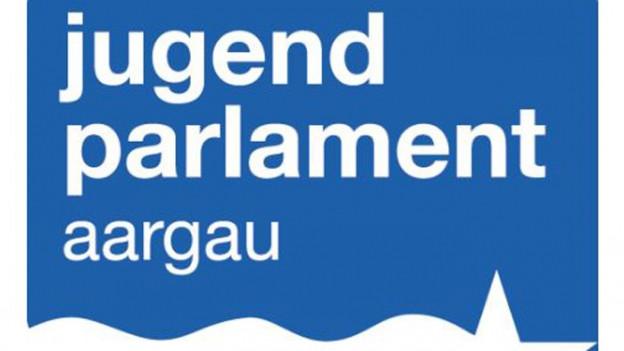 Logo des Jugendparlaments Aargau