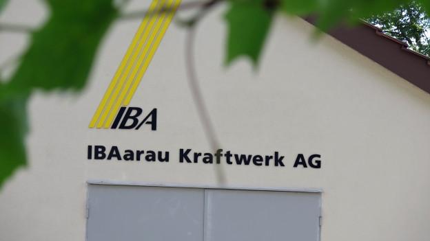 Die Stadt Aarau will einen Teil ihrer IBAarau-Aktien verkaufen
