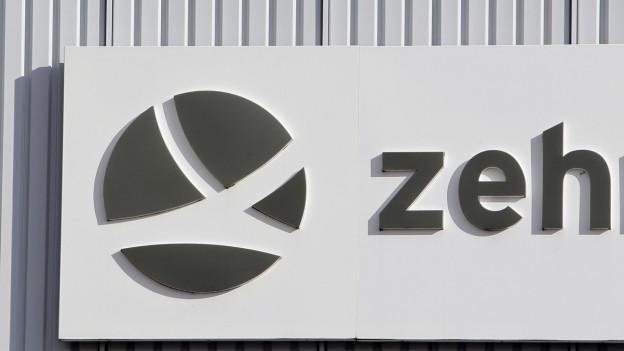 Logo Zehnder.