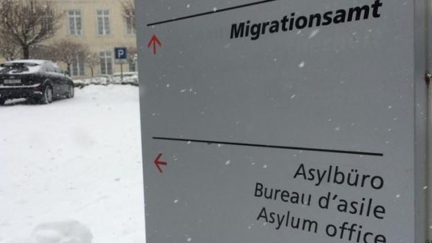 Das Solothurner Migrationsamt kann dem Flüchtling, der sich selbständig machen will, nicht speziell helfen.