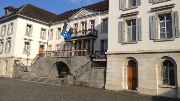 Die Aargauer Regierung kann sich über mehr Geld freuen. Aber das strukturelle Defitizit bleibt.