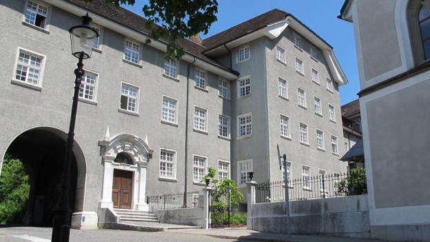 Im Franziskanerhof ist die Solothurner Staatsanwaltschaft untergebracht. Sie fordert mehr Personal.