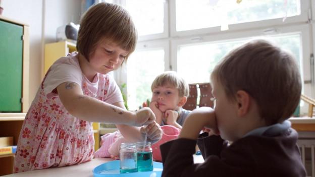 Experimente bei der Kinderbetreuung? Das Wettinger Parlament sagt Nein Danke und hält am bewährten System fest.