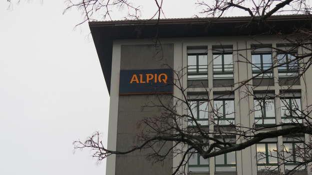 Umbau bei Alpiq