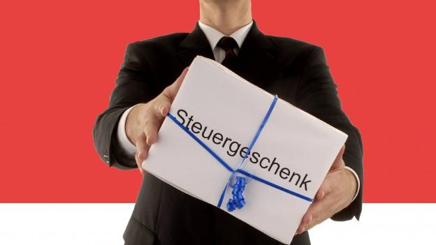 Unternehmen im Kanton Solothurn sollen künftig massiv weniger Gewinnsteuern zahlen.