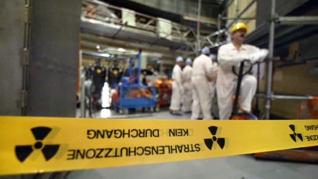 Wie viel radioaktive Strahlung darf bei welchem Störfall aus einem AKW austreten? Der Bund passt die Regeln an.