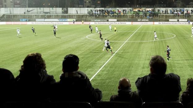 Wirds eng für das geplante Stadionprojekt in Aarau?