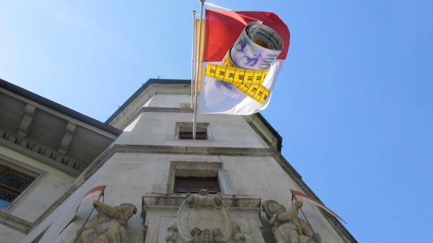 Noch mehr sparen als vorgesehen: Die Solothurner Finanzkommission stellt ambitionierte Forderungen an die Regierung.