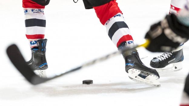 Eishockey würde im Sportzentrum Zuchwil trotzdem gespielt.