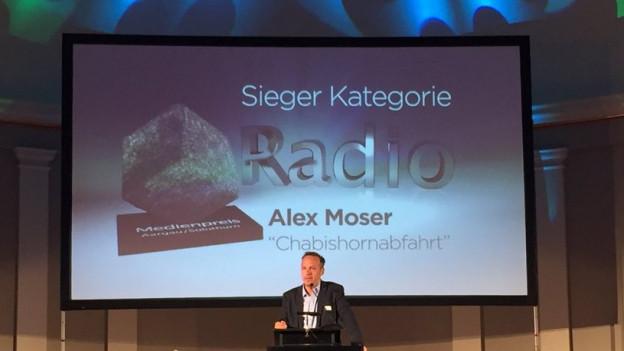 Der Medienpreis Aargau/Solothurn wurde zum 20. Mal verliehen.