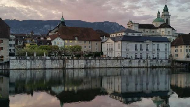 Die Stadt Solothurn hat letztes Jahr deutlich mehr Steuern eingenommen als geschätzt.