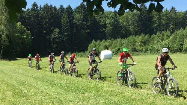 Widerstand gegen Mountainbike-Strecke im Freiamt
