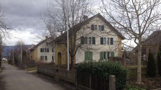 Das Elsässli-Quartier hat in rund zwei Jahren saubere Böden, rechnet die Gemeinde.