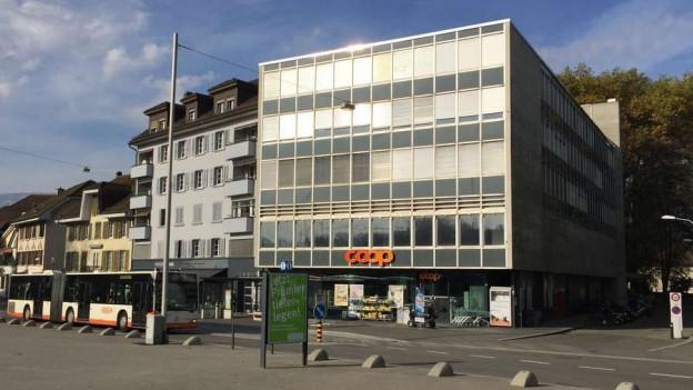 Der Rosengarten soll die neue Heimat des Solothurner Bildungsdepartements sein. Dazu müsste das Gebäude umgebaut werden.