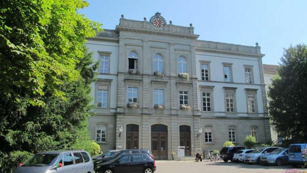 Bei der forensischen Abteilung der Psychiatrischen Klinik in Königsfelden soll ein neuer Hochsicherheitstrakt entstehen.