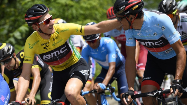 Tour de Suisse ist im Aargau unterwegs