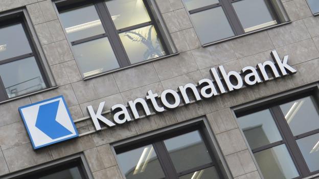 Logo der Aargauischen Kantonalbank.